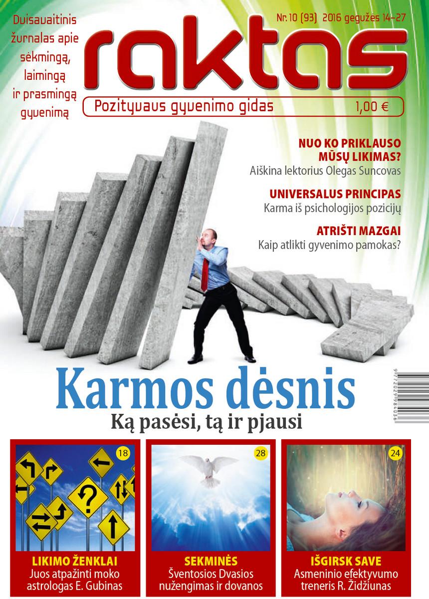 Raktas 10 (2016)